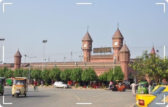 Lahore-Railway-Station