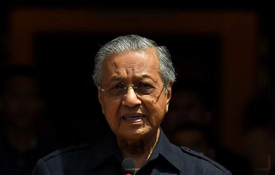 Malaysian-Pm-Mahathir-Mohamad