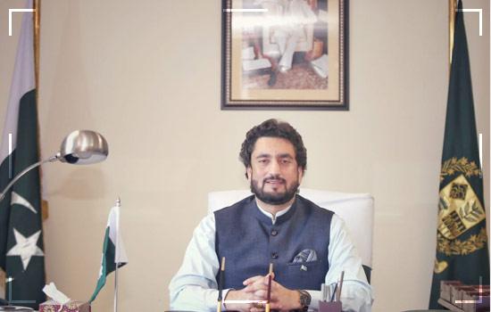 Minister Shahryar Khan Afridi