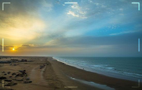 Beaches Of Balochistan-Hingol
