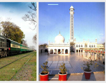 Safari Tourist Train Will Highlights The Beauty Of Pakistan Banner