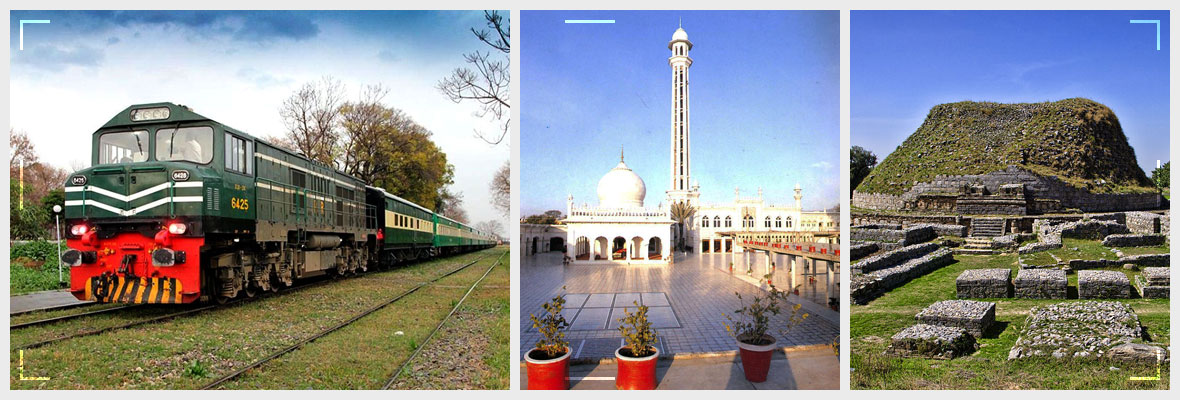 Safari Tourist Train Will Highlights The Beauty Of Pakistan Banner