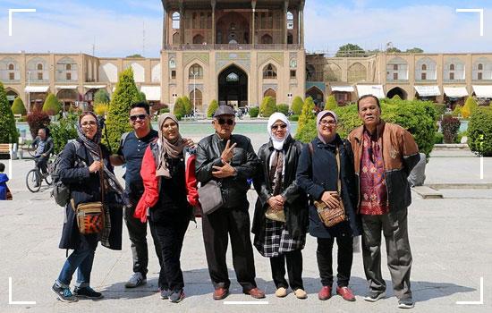 Tourist Arrivals in Iran Image 3