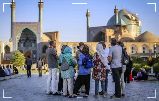 Tourist Arrivals in Iran Image 5