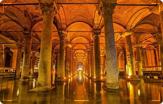Basilica-Cistern