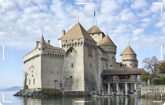 Chateau-de-Chillon-in-Montreux