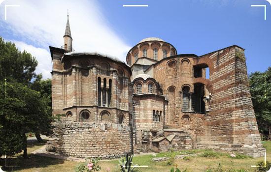 Kariye-Museum-Chora-Church