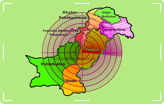 Pakistan Under the Radar