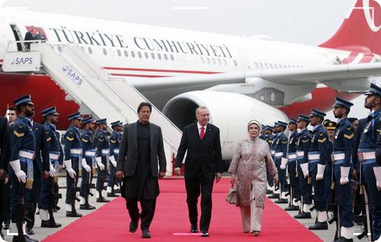 Erdogans Visit To Pakistan