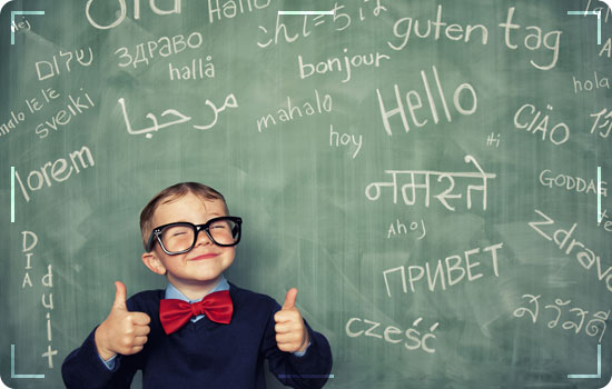Learn Common Phrases From Your Local Language