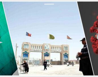 Pakistan Closes Chaman Border Due To Corona Virus Case Banner