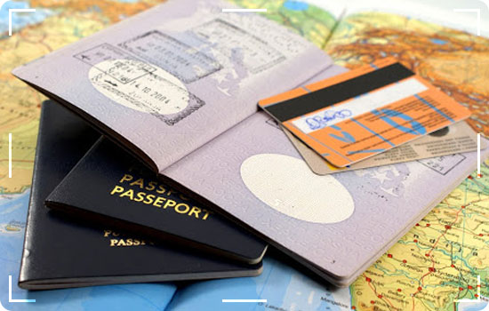 Collect Important Travel Documents