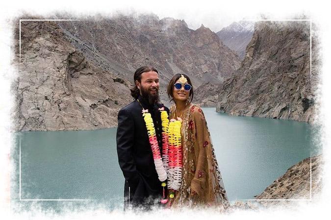 Scenic Destination Weddings in Hunza Valley
