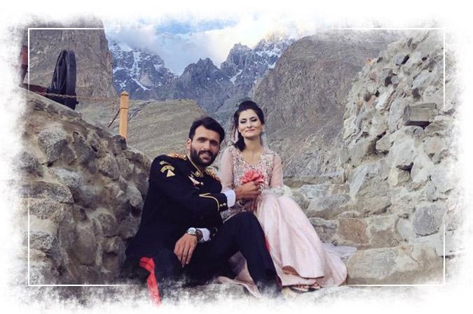 Colors of destination Wedding in Pakistan