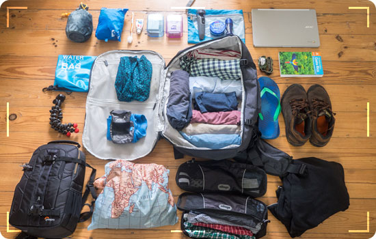 The Ultimate Holiday Packing List
