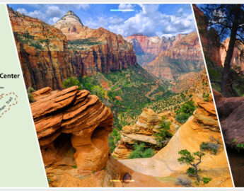 Top-10-Fantastic-Trails-In-Zion-National-Park-Banner