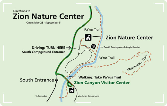 Zion-Walking-Guide
