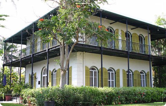 Ernest-Hemingways-house