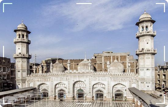 Ai Khan Mosque Peshawar