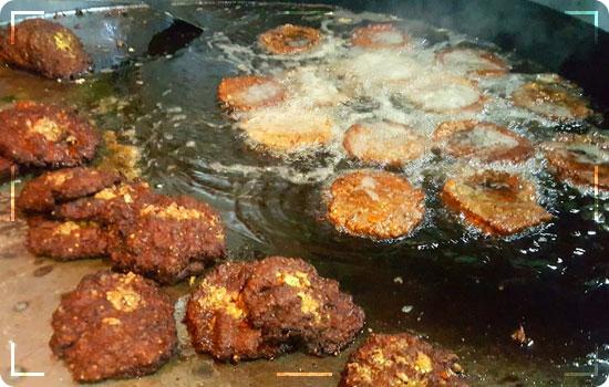 Unresistable Chapli kabab