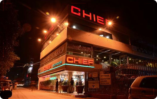 Chief Burger Peshawar