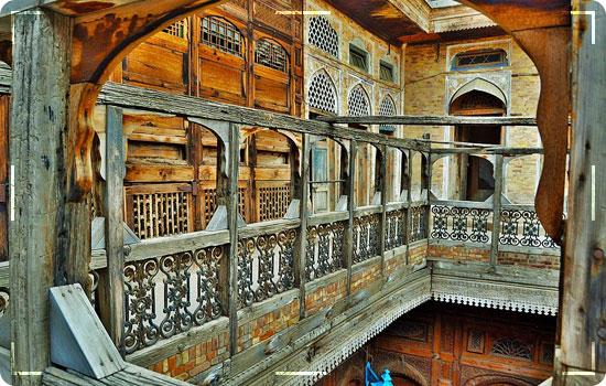 Masterpiece of Art Sethi Houses