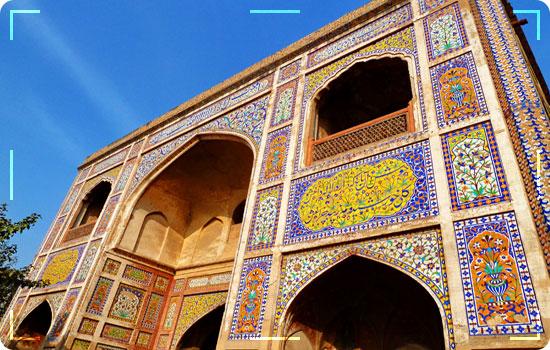 Gulabi Bagh Gateway
