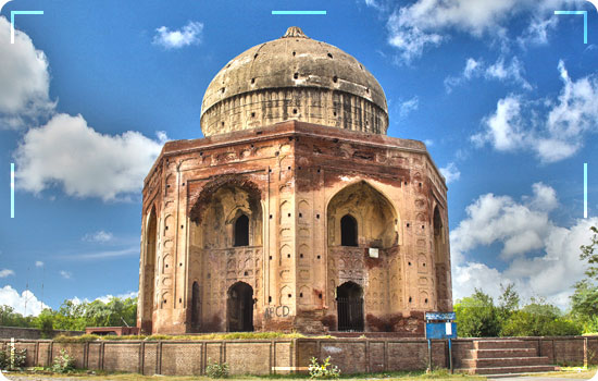 Tomb of Khan e Jahan Zafar Jahan Kokaltash