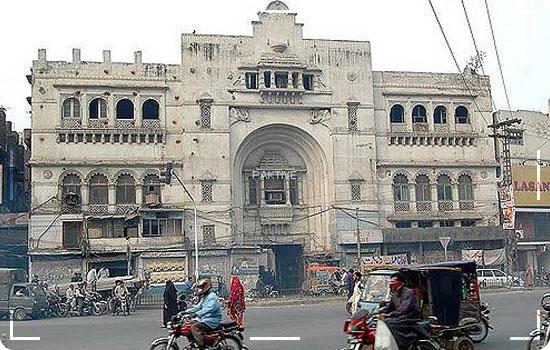 Lakshmi Chowk Lahore