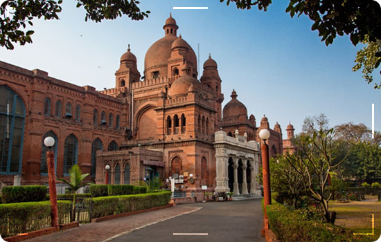 Lahore Museum – Mall Road