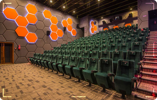 Cinepax Packages Mall Lahore