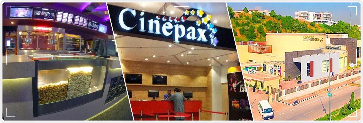 List of Cinemas in Islamabad & Rawalpindi