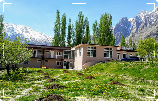 Silk Route Lodges