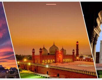 Famous 50 places of Lahore