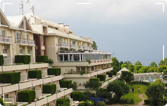 Bhurban Pearl Continental Hotel
