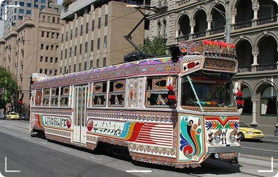 Truck Art: Pakistan's Way to the World, A Way to Represent Culture and Share Peace.