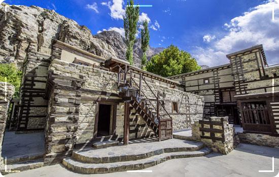 Serena Shigar Fort Hotel