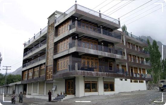 Skardu Baltistan Continental Hotel