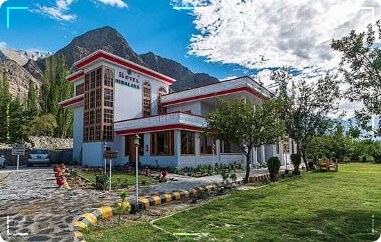 Skardu Hotel Himalayas