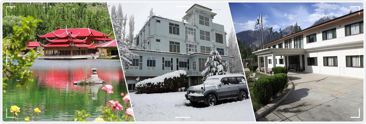 Top Hotels & Resorts in Skardu Baltistan
