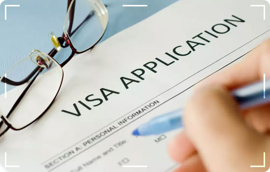 What about new visa applicants