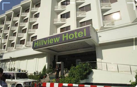 Hill-View-Hotel Islamabad