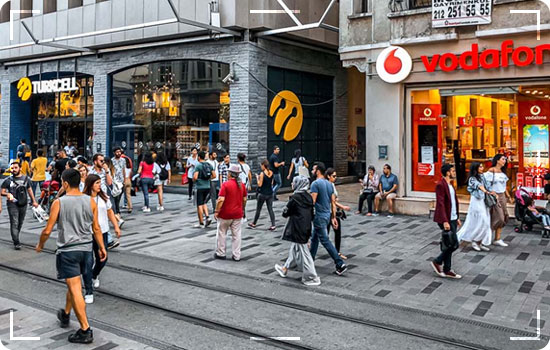 Connectivity: Purchase A Sim Card In Turkey