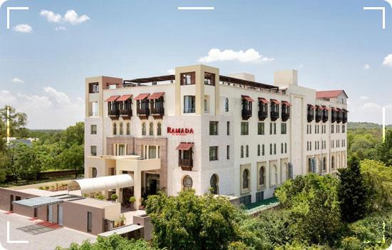 Ramada-A luxurious living away from home