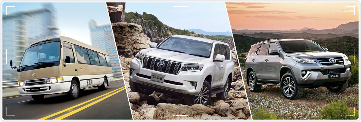 The Best Vehicles That Are Suitable For A Trip To Northern Pakistan