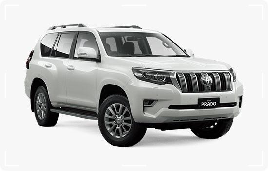 Toyota-Prado