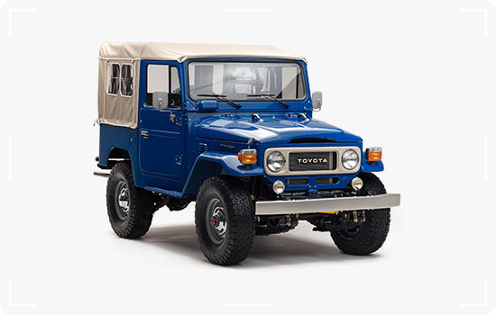 Willy Jeeps Old 74 Model