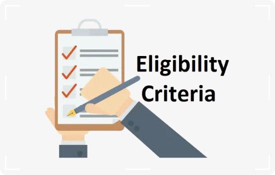 Eligibility criteria include