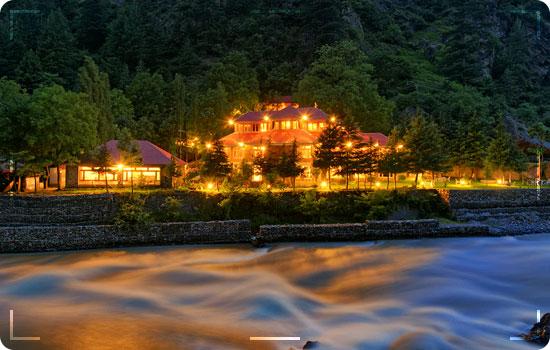Arcadian Riverside Resort Naran Kaghan