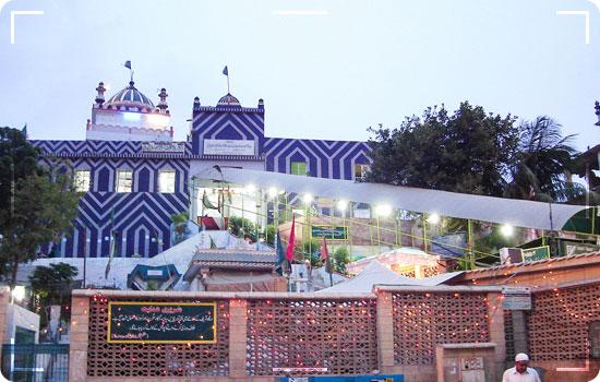 Hazrat Abdullah Shah Gazi Karachi